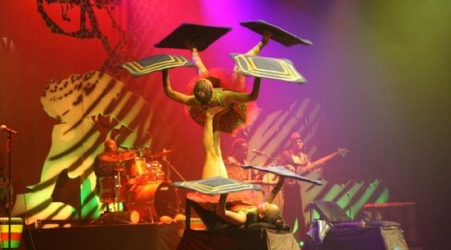Şanlıurfa'da Mama Africa Show