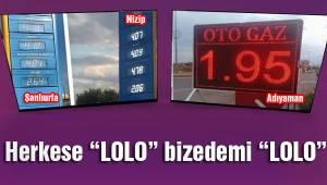 Şanlıurfa'daki LPG fiyatlarına tepki