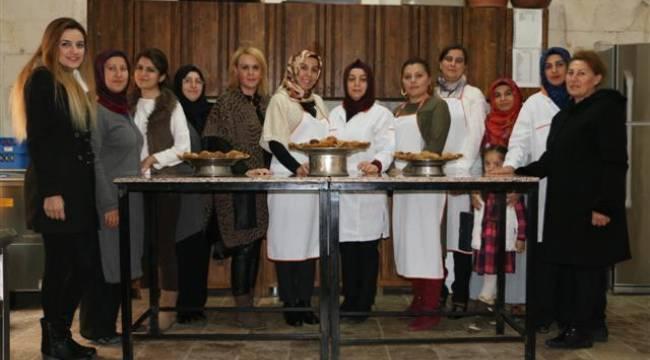 Şanlıurfa yöresel yemekleri kursu açılıyor