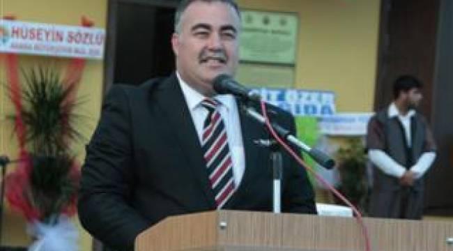 Şanlıurfalı bürokrat Bekir Sıtkı Özbek'e önemli görev
