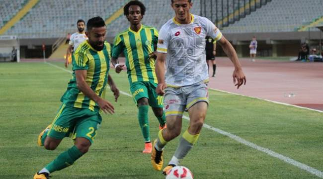 Şanlıurfaspor Lig'deki İlk Mağlubiyetini aldı