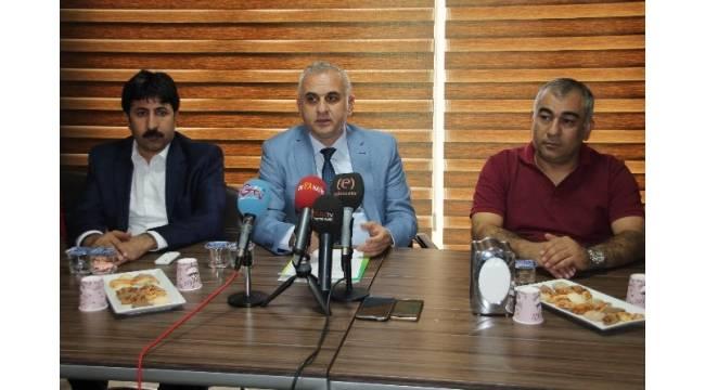 Urfaspor'un borcu açıklandı