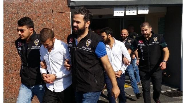 Sedat Şahin'e lav silahı ile suikast girişimi