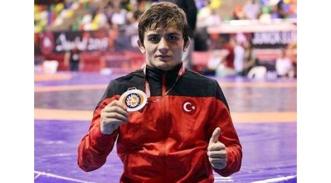 Selim Kozan dünya ikincisi oldu