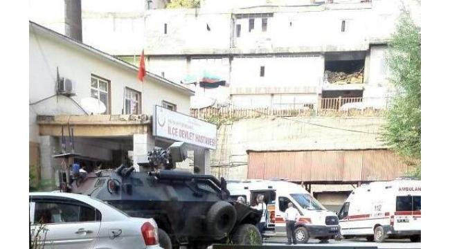 Şemdinli'de çatışma: 5 şehit, 6 yaralı
