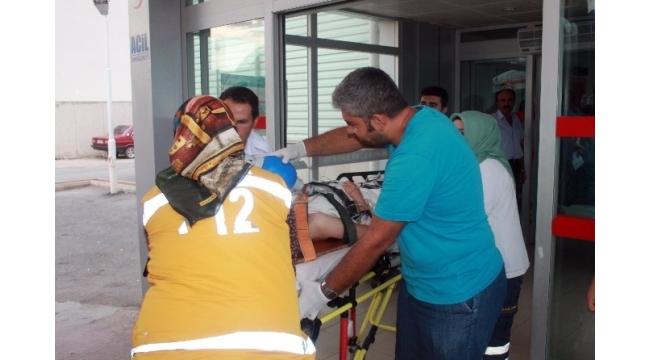 Seydişehir'de iki ayrı kazada 1 kişi Öldü 7 kişi yaralandı