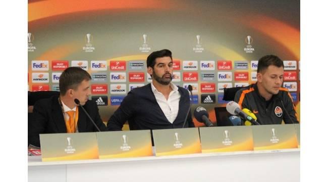 Shakhtar Donetsk Konya'dan 3 puanla döndü