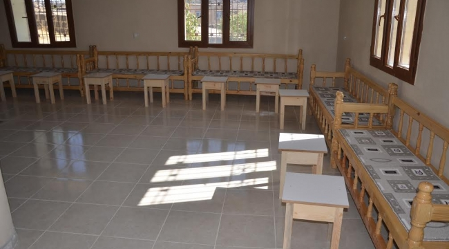 Şilan'da Çok Amaçlı Hizmet Evi hizmete açıldı