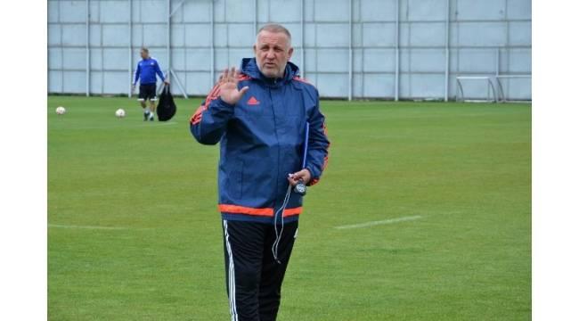 Sivasspor, Mesut Bakkal ile çalıştı