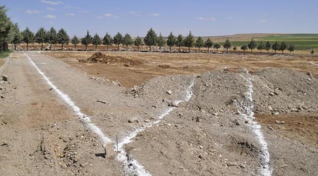 Siverek'in Mesire alanı genişletiliyor