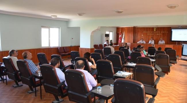 Siverek'te 3 mahallenin imar planı kabul edildi