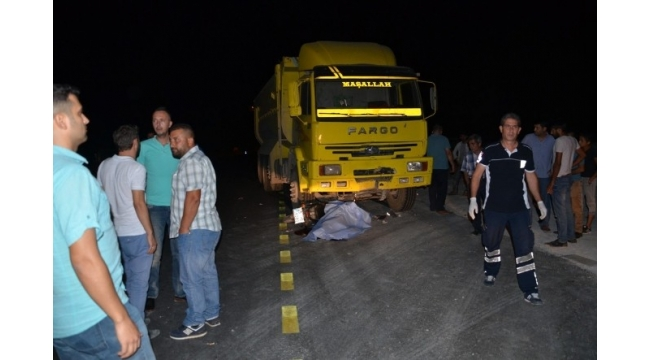 Soma'da feci kaza: 1 ölü, 1 yaralı