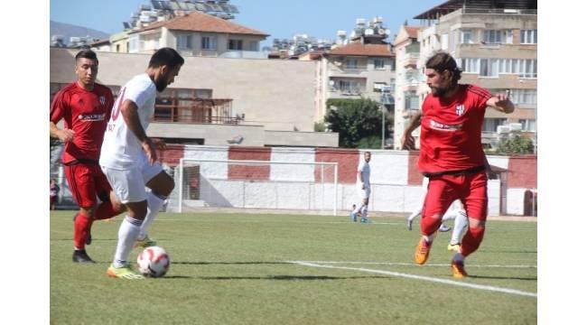 Hatayspor, Aydın 1923'ü 1-0 mağlup etti.