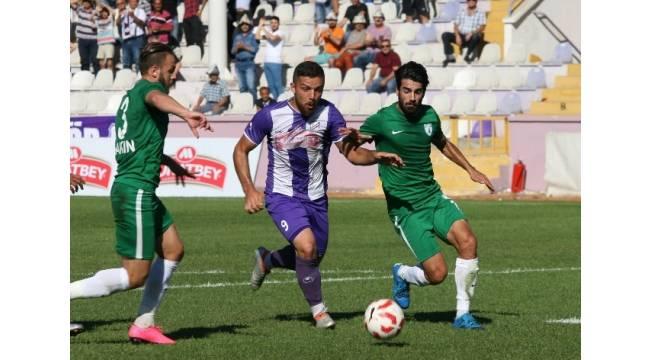 Elaziz,Sultanbeyli 2-0 ile geçti