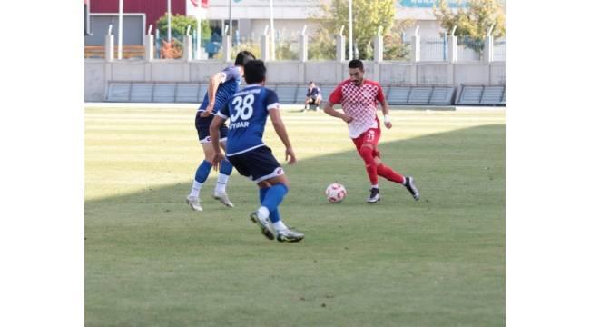 Manavgatspor, Karacabey Birlikspor ile 1-1 berabere kaldı