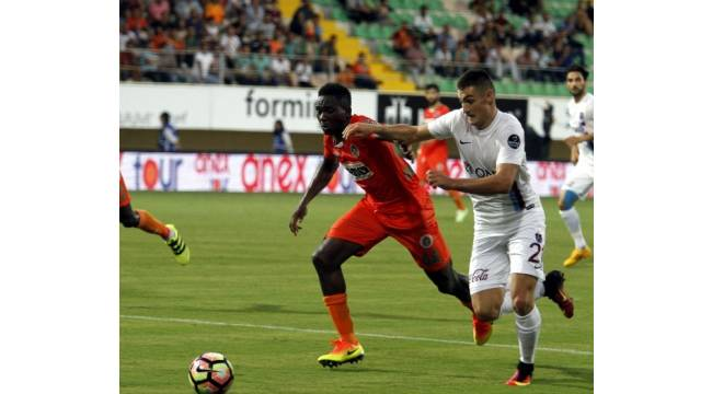 Alanyaspor 3-Trabzonspor 0