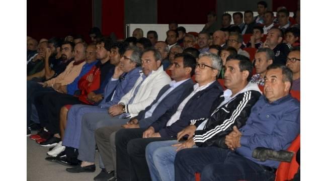 Spor yazarları Bandırma'da buluştu