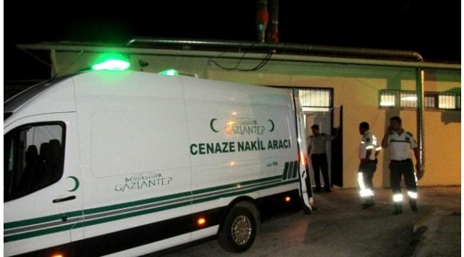 Suriye'de şehit olan askerlerin naaşı Gaziantep'e getirildi