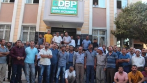 Suruç Belediyesinde Toplu İstifa