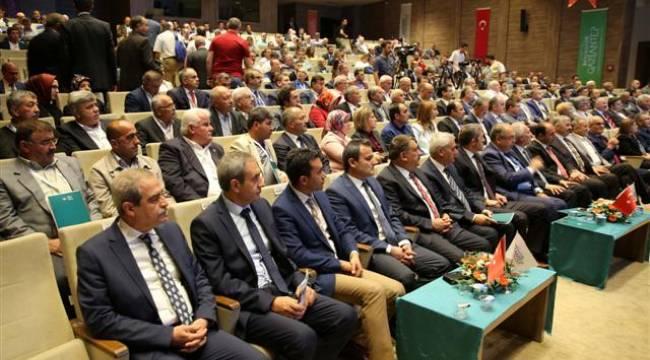 Tarihi Kentler Birliği Urfa'da toplansın