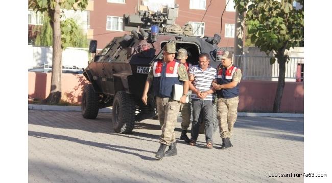 Tarla cinayetinin şüphelisini özel ekip yakaladı