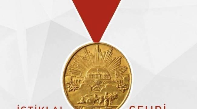 TBMM Tarafından Urfa'da İstiklal madalyası alanlar