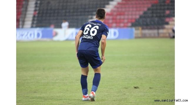 Gaziantepspor,Adana Demir ile yenişemedi