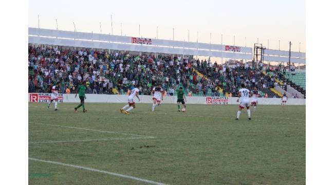 Mersin İdmanyurdu 3-Samsunspor 0
