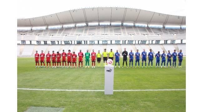 TFF 1 Lig'in tek yenilmeyen takımı Eskişehirspor