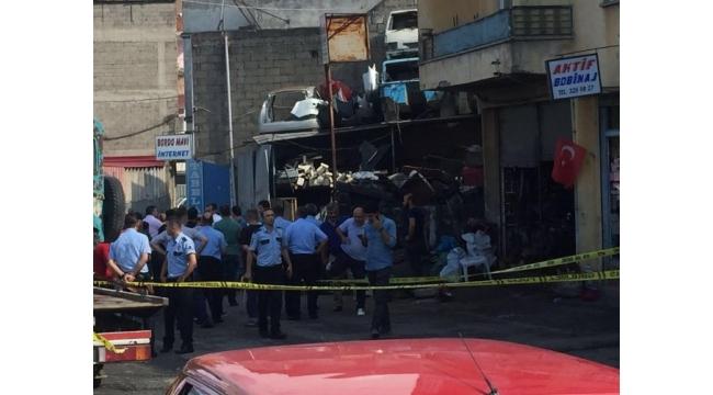 Trabzon'da hurdacıda silahlı kavga: 1 ölü, 1 yaralı