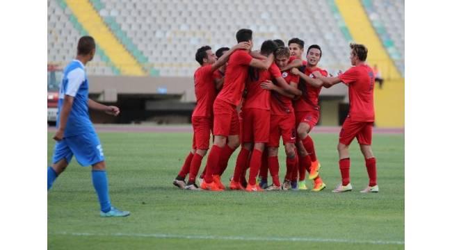 Altınordu 5- Levski Sofya 0