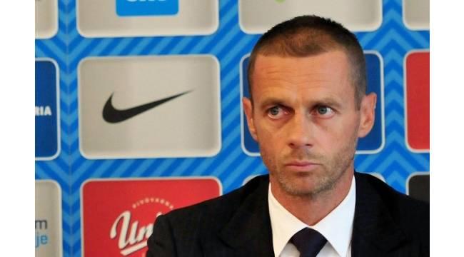 UEFA'nın yeni patronu: Aleksander Ceferin