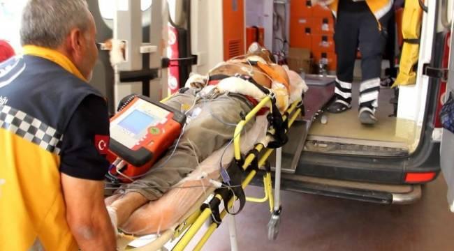 Urfa'da 3 işçi elektrik akımına kapıldı