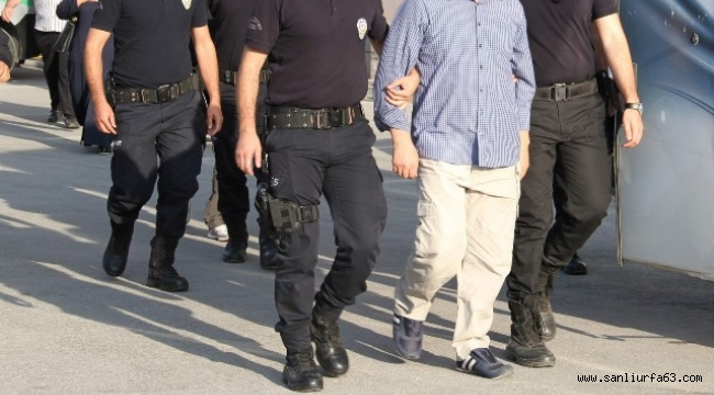 Urfa'da 719 Fetöcü tutulandı