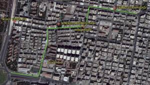 Urfa'da Bazı Şehir içi güzergahları değişti