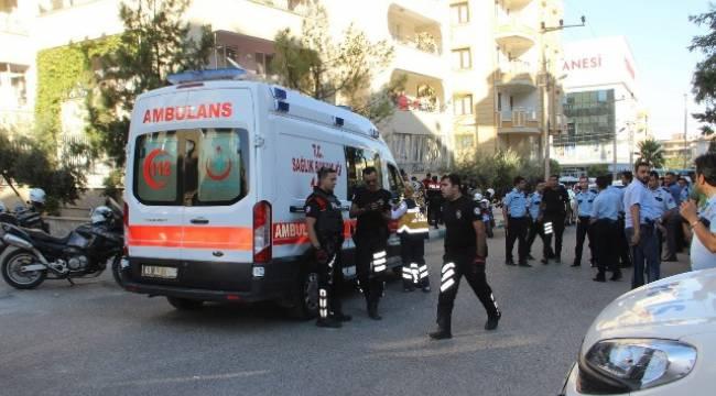 Urfa'da komşu kavgası: 1'i polis 2 kişi yaralandı