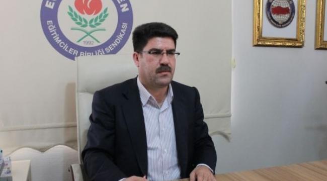 Urfa'da masumların görevine son verilmemeli