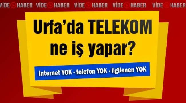 Urfa'da Telekom ne iş yapar ?