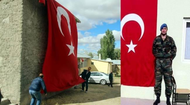 Urfa Jandarma komutanlığına Şehit ateşi düştü