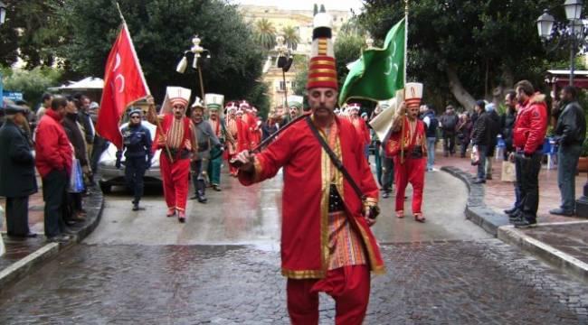 Urfa'nın İlk Mehter takımı kuruluyor