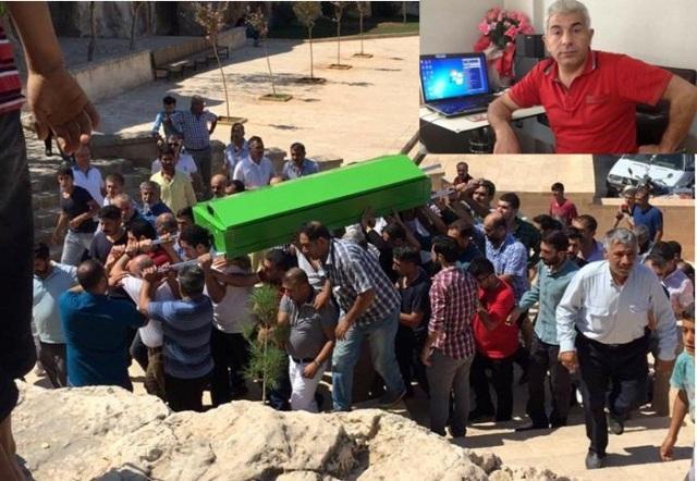 Urfalı sevilen esnaf Mustafa Zaman son yolculuğuna uğurlandı