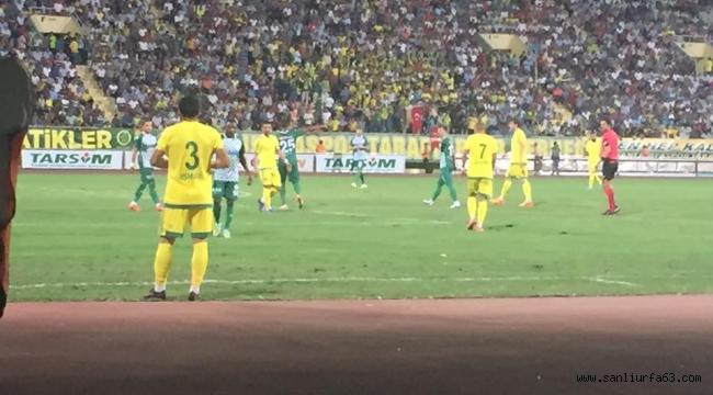 Şanlıurfaspor 1-Giresunspor 1
