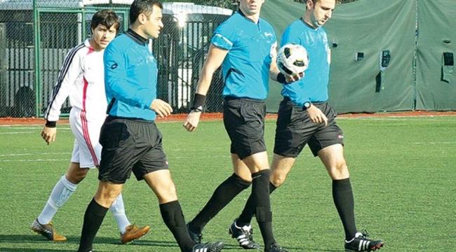 Urfaspor-Giresuspor maçını Karabaş yönetecek