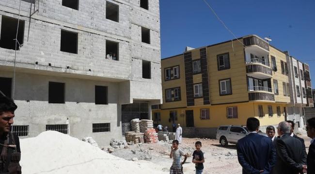 Vali Tuna'dan Okul İnşaatına Destek
