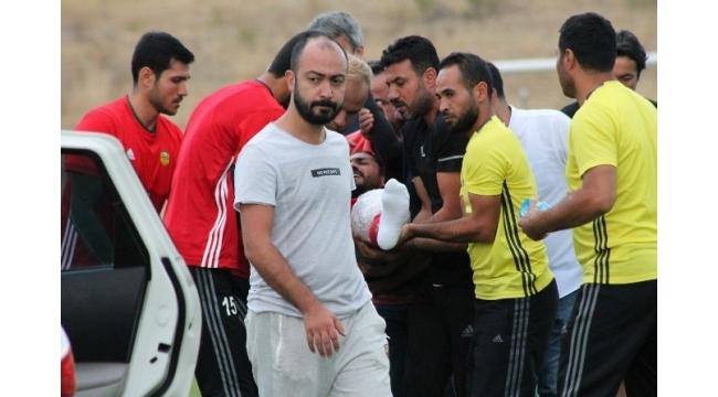 Vedat Kapurtu'nun tedavisine İzmir'de başlanacak