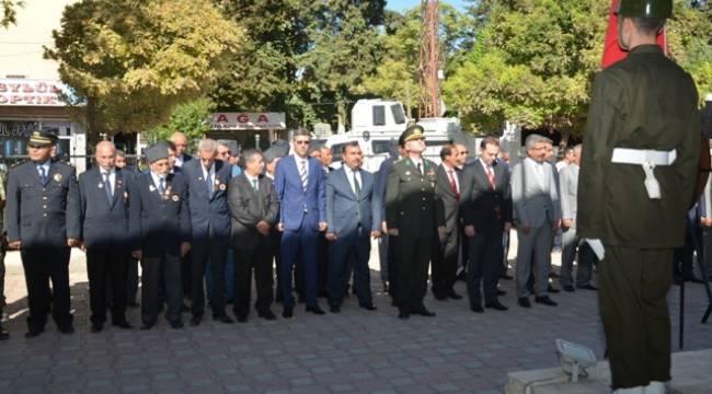 Viranşehir'de 19 Eylül Gaziler Günü kutlandı