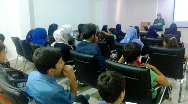Viranşehir'de Aile seminerleri devam ediyor
