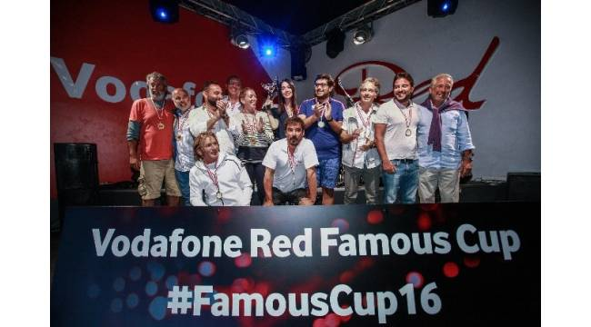 Vodafone Red Famous Cup sona erdi