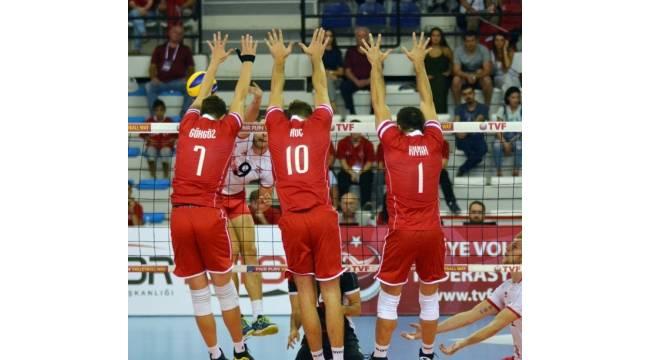 Voleybol Erkekler Avrupa Şampiyonası Elemeleri