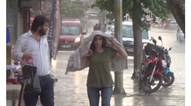 Yağmur Denizli'yi hazırlıksız yakaladı